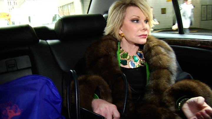 Joan Rivers A Piece of Work