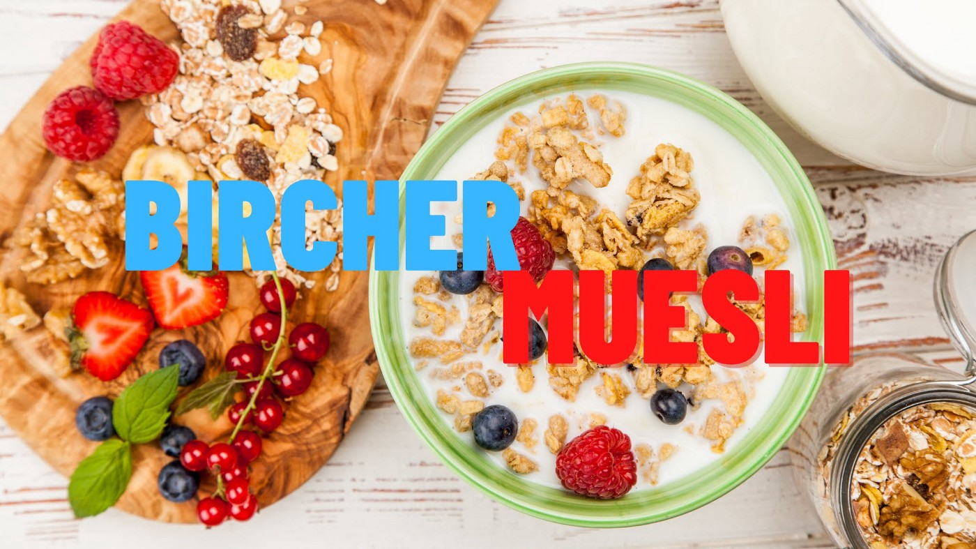 Bircher Muesli Muesli This Word Comes From The By The J Bourne Medium