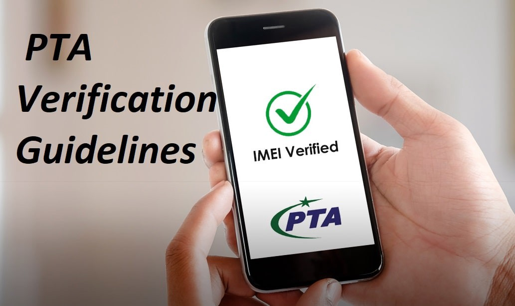 PTA Verification Online Guide For Your Phone