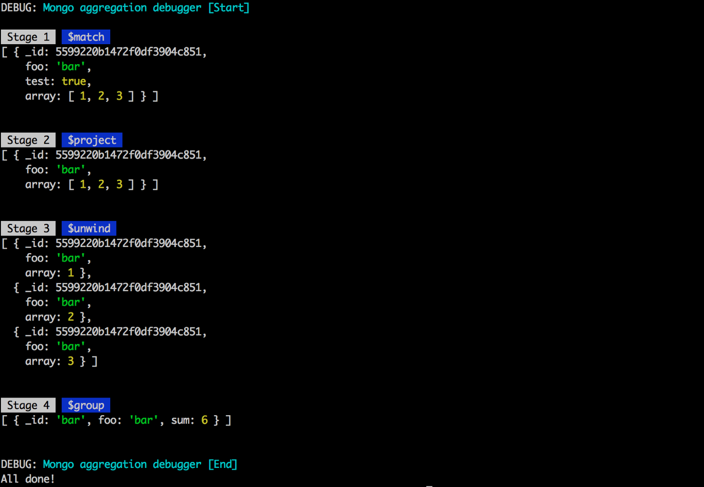 Top 12 Mongodb Aggregate Match Not In Array - Gorgeous Tiny