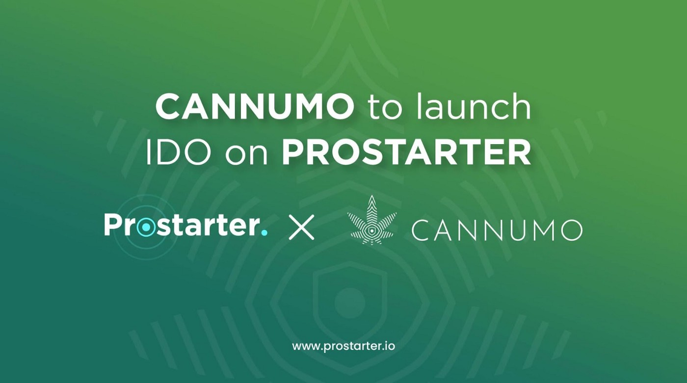 Announcing Cannumo Project IDO on Prostarter
