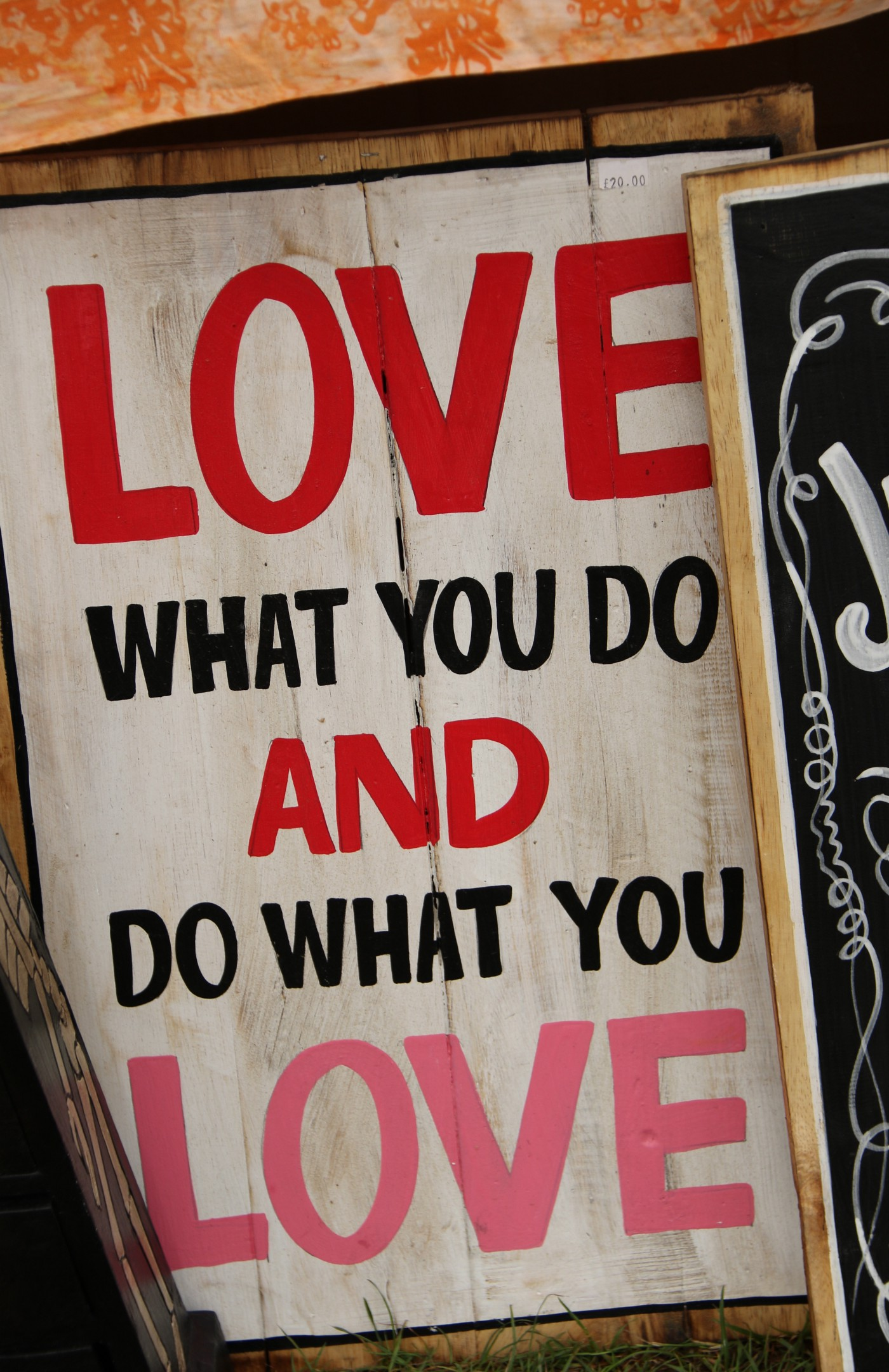 Author Sarra Cannon speaks to this virtue to help you believe you can love what you do and do what you love daily.