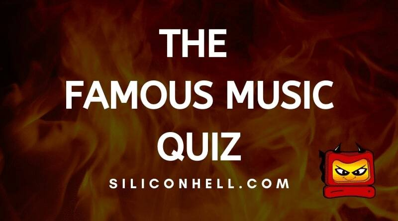 The Famous Music Quiz Questions with Answers