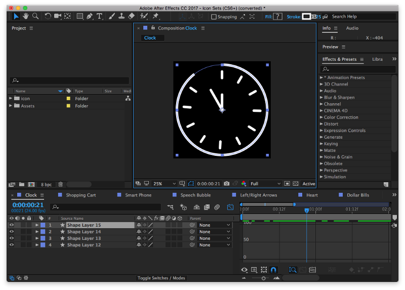 BODYMOVIN TUTORIAL AFTER EFFECTS - Get your Bodymovin' with