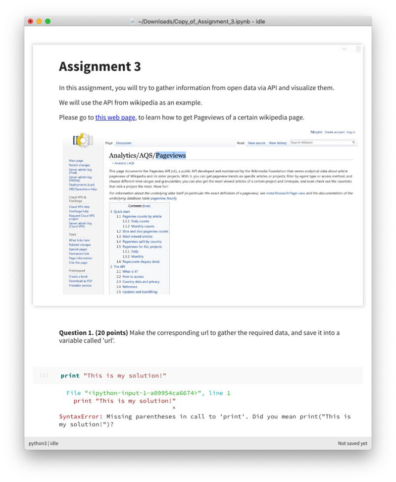 How to Practice Python Programming with Google Colab?