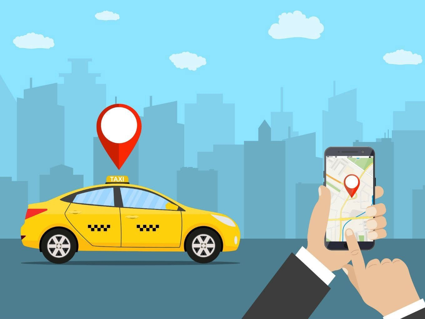 8 Must-Have Features For Taxi Booking App Development