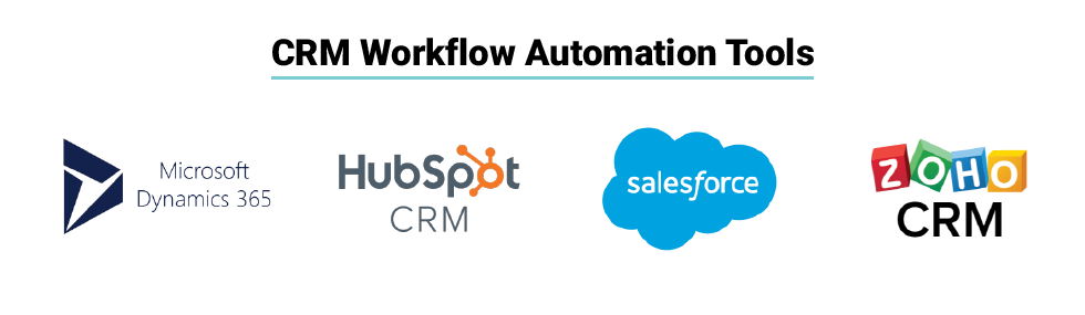 CRM Workflow Automation Tools