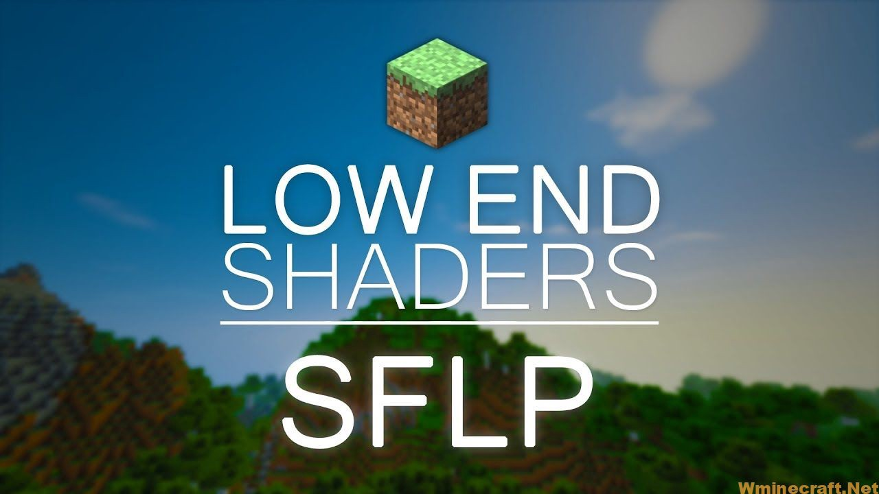 SFLP Shaders 1.16.4–1.15–1.14.4–1.12.2 for Minecraft Game