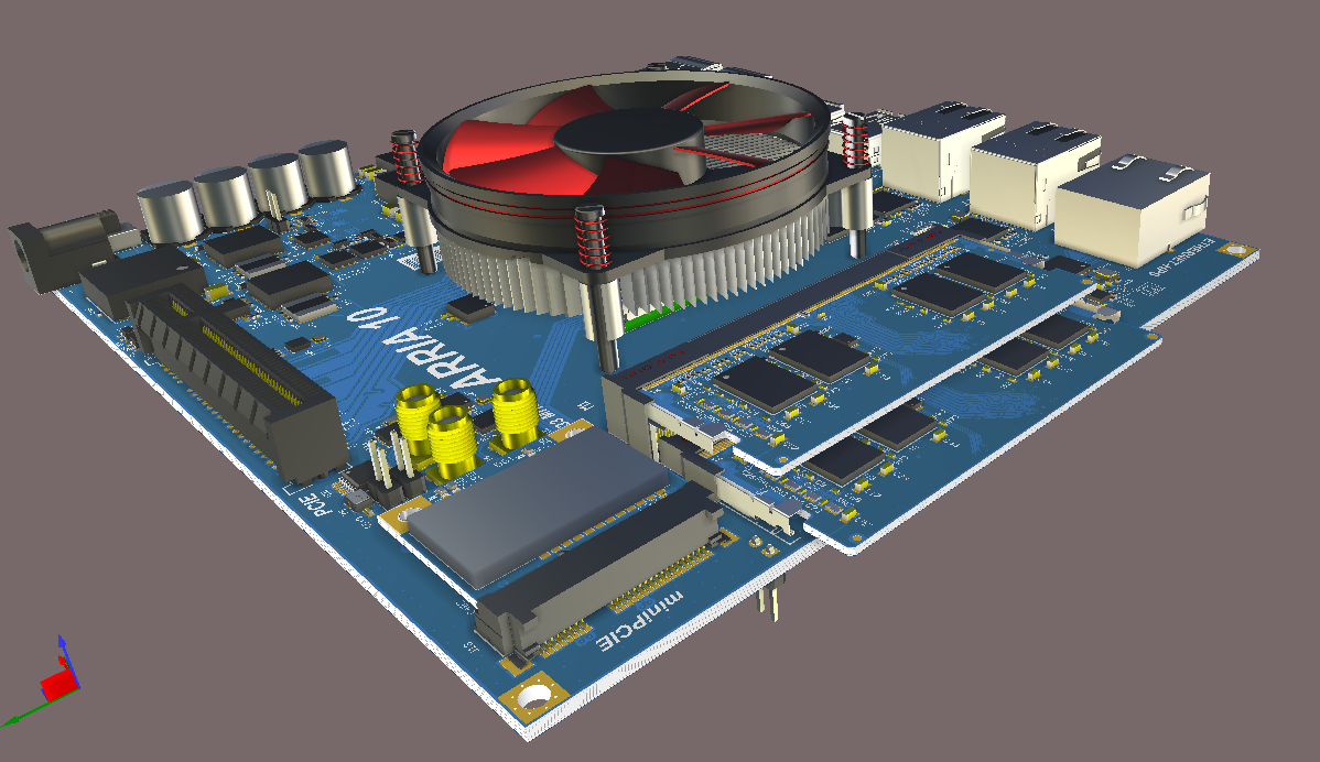 The PCB Design Advantages You Can Expect with Altium Designer 3D Viewing