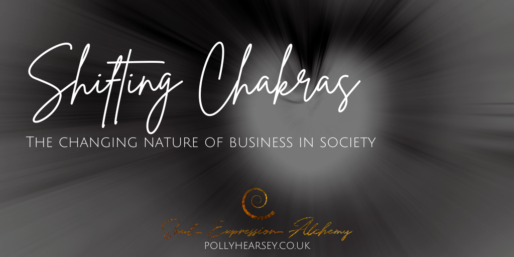 Shifting Chakras—The Changing Role of Business in Society