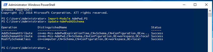 Installing and Configuring Microsoft LAPS: A Complete Guide Part 1