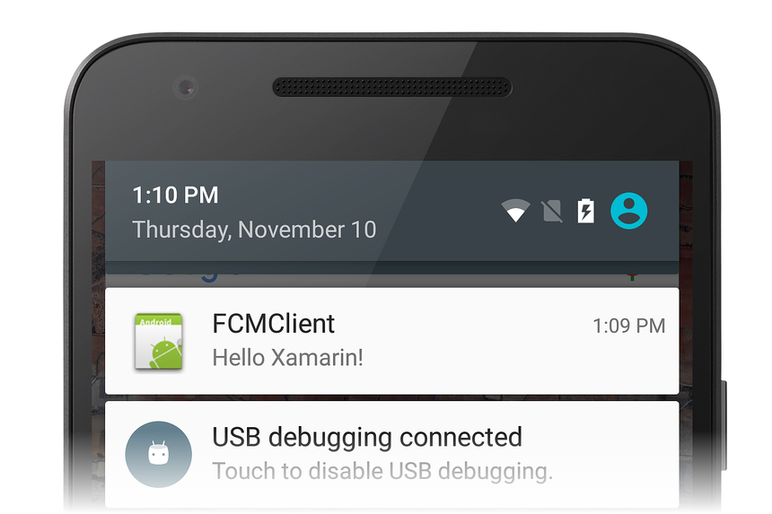 Firebase Cloud Messaging for Remote Push Notifications on Android