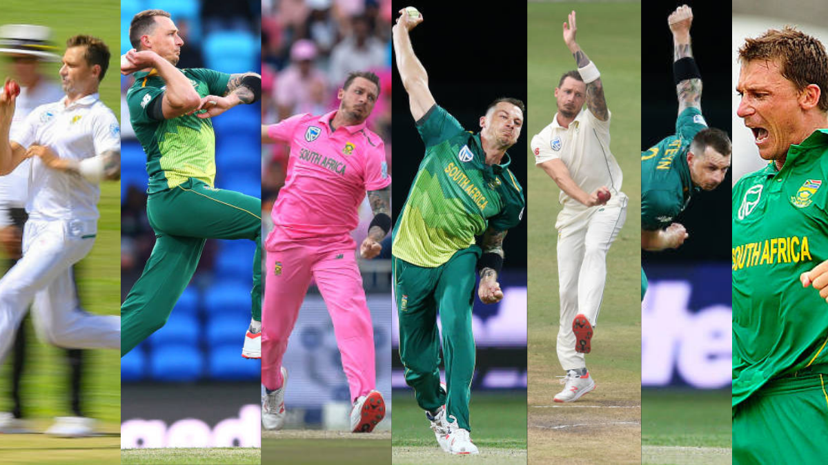 Dale Steyn, The Embodiment of Simplicity and Intensity, Retires—The Greatest Fast Bowler of Them All