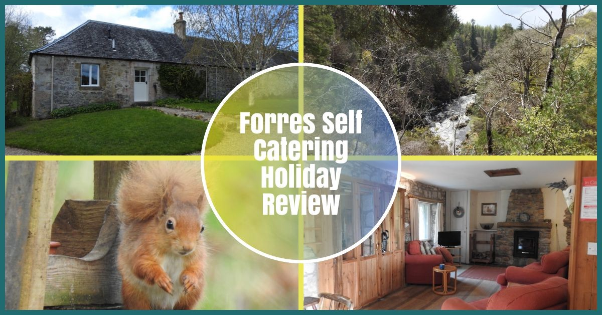 Fabulous Forres Self Catering Holiday Cottage - Professional Traveller Review 2021
