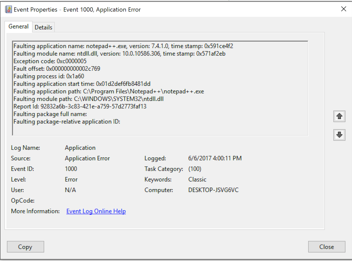 Windows Error Reporting: DFIR Benefits and Privacy Concerns