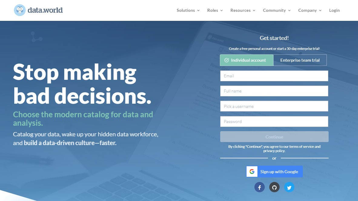 Top 10 Great Sites with Free Data Sets - Towards Data Science