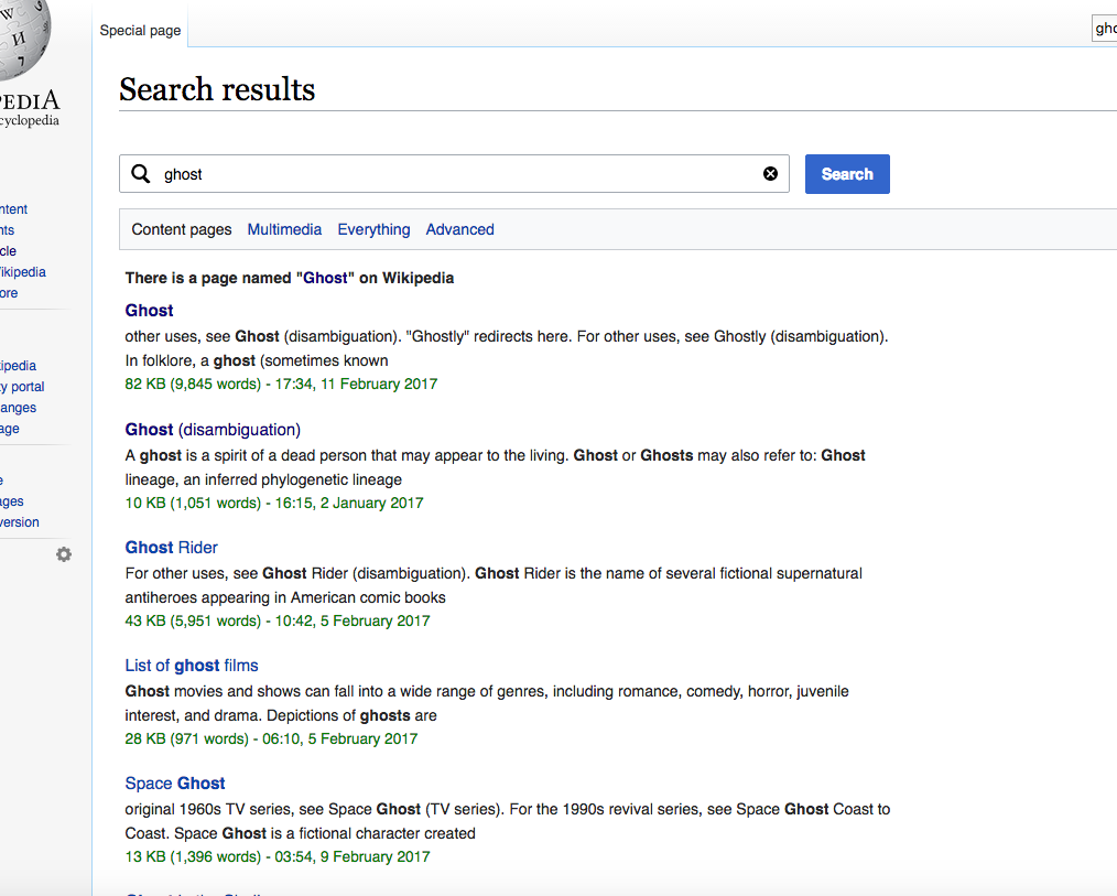 How to Turn Wikipedia Into a Bottomless Pit of Story Ideas