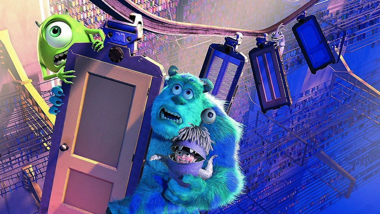 Monsters, Inc.: What Is It Really About? | by Nihan Kucukural | The Writing  Cooperative