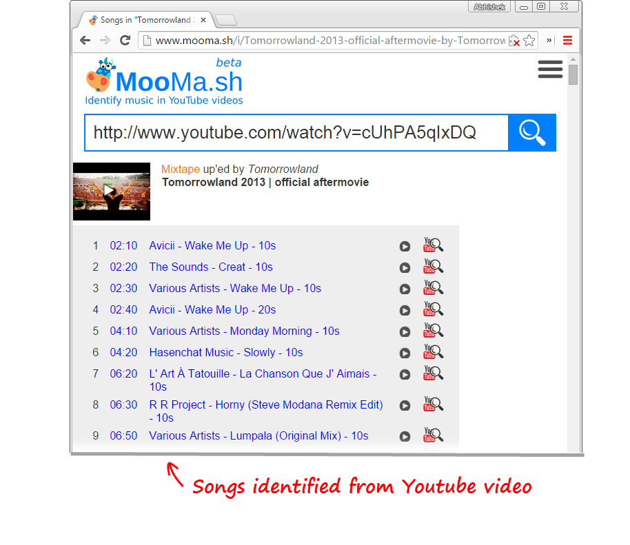 How to Identify Soundtrack of any YouTube video Right now