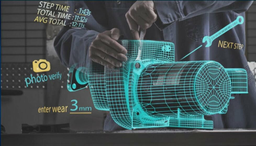 Augmented Reality in Manufacturing Industry, Augmented Reality, AR in Manufacturing Industry, Amazing Ways to Use Augmented Reality in Manufacturing Industry