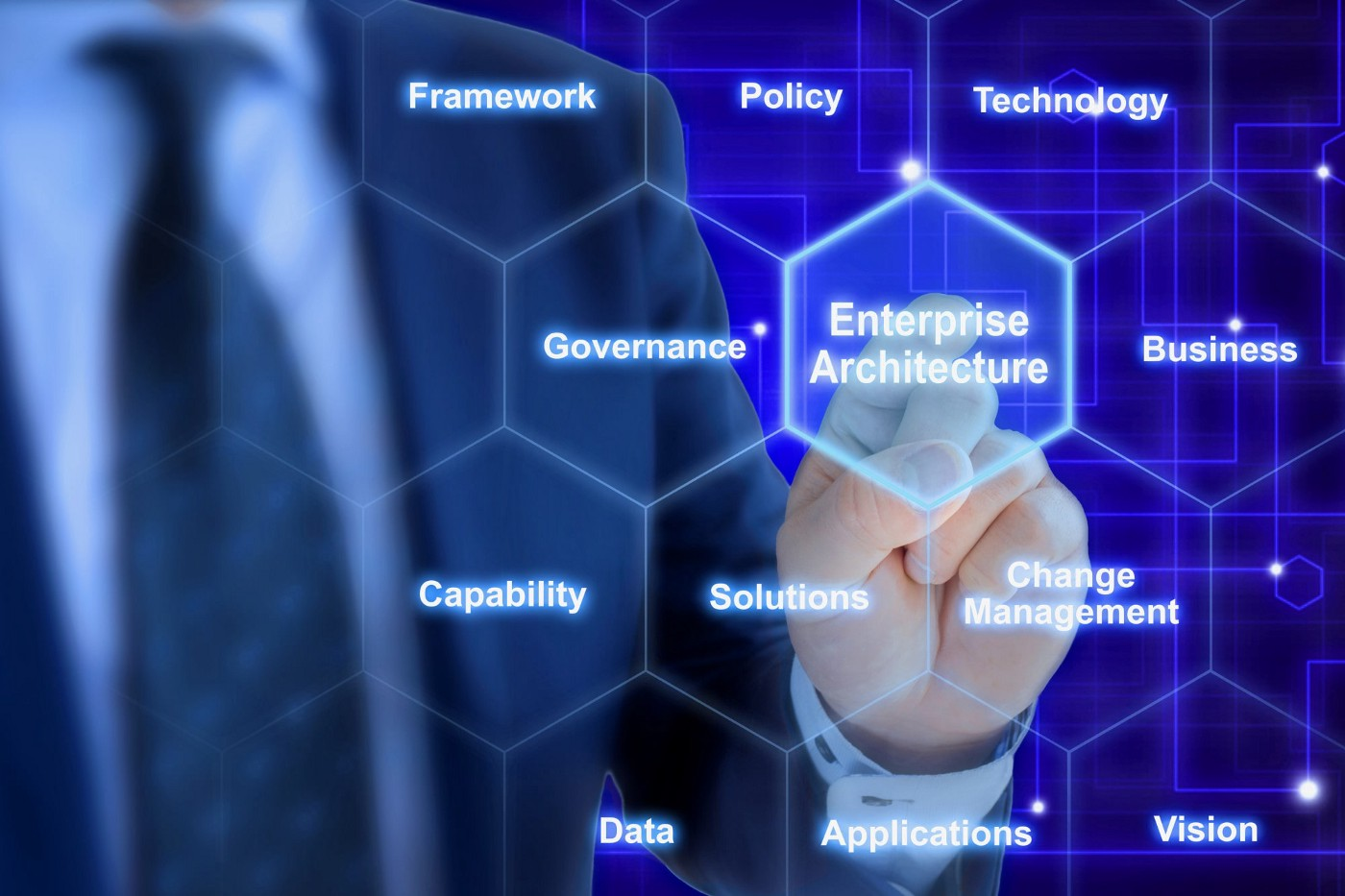 Enterprise architecture plays a vital role in today's modern IT-driven organizations.