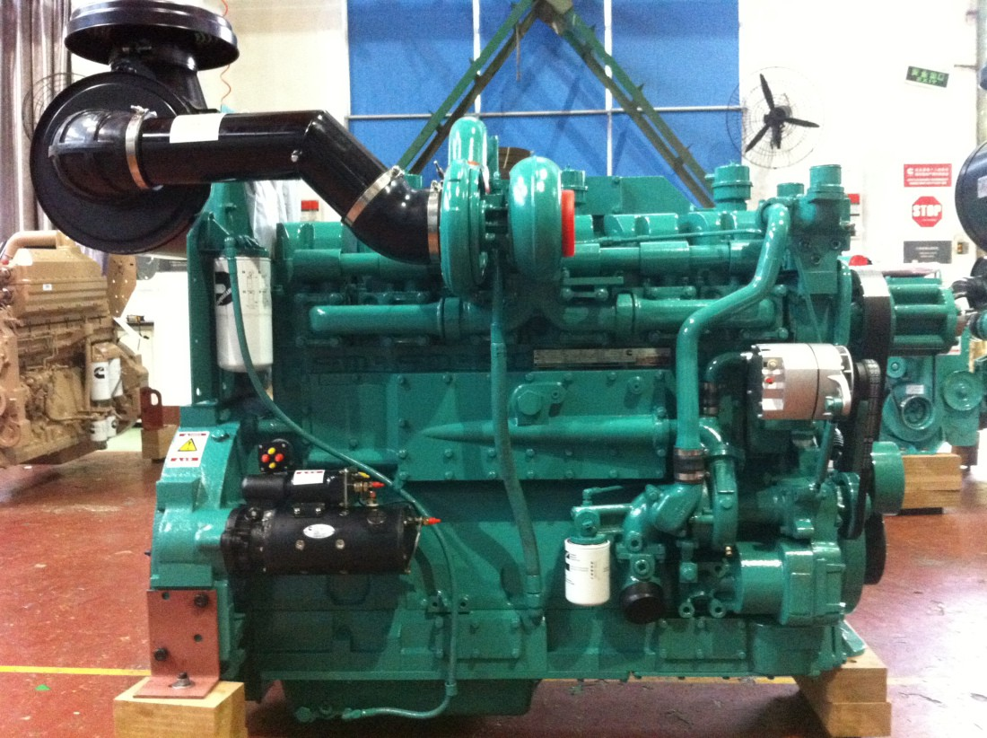 Diesel Engine Working >> Working Principle Of Cummins Diesel Engine Starlight Generator