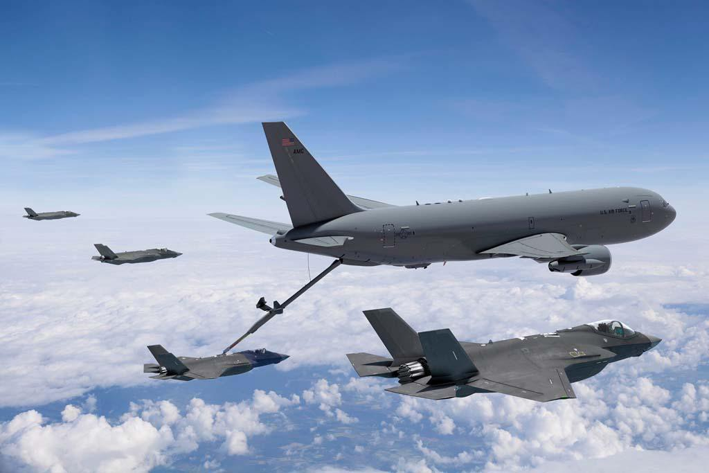 Israel moves to buy F-35 jets, KC-46 refueling planes, munitions: official