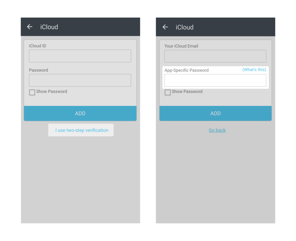 How to setup your iCloud email account on Android in one simple step
