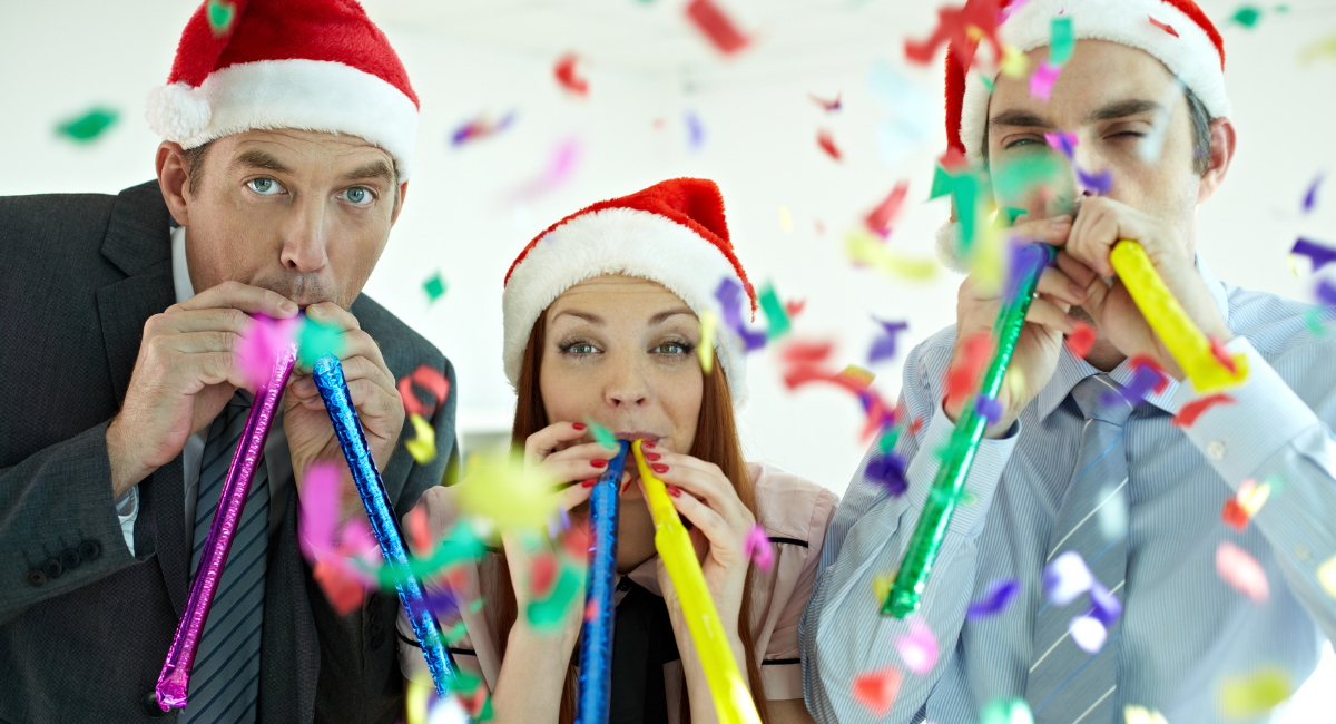 featured image—Virtual Holiday Party Ideas to Engage Remote Employees