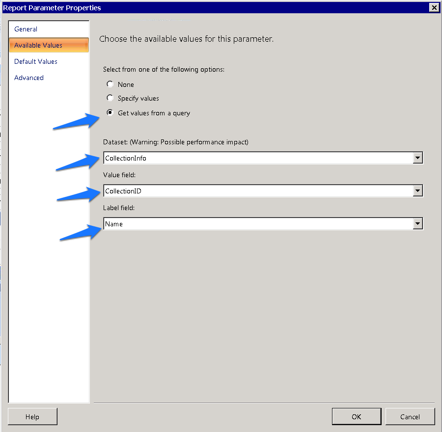 Configuring Role Based Access to Reports and limiting displayed data
