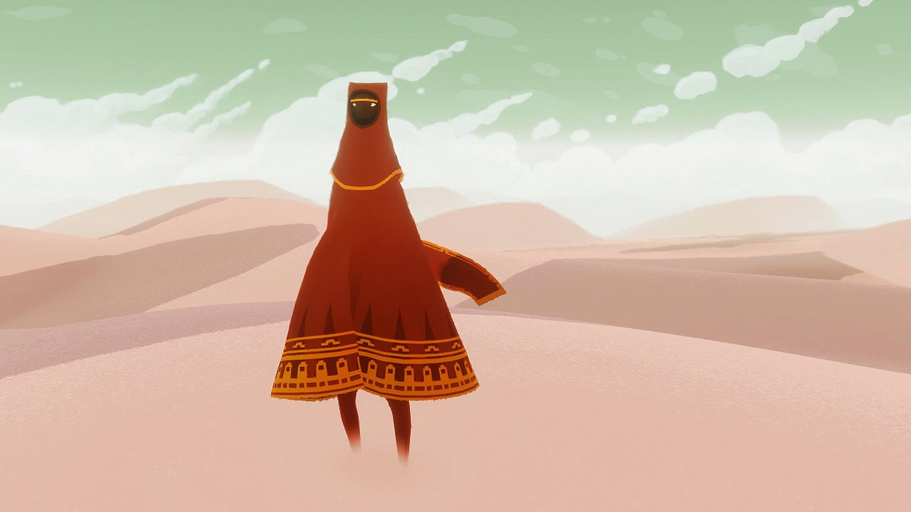 Journey (2012) Developed by That Game Company