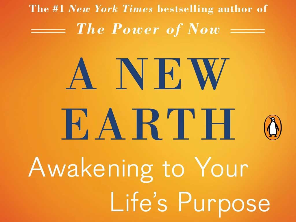 Sloww Eckhart Tolle A New Earth Book Summary
