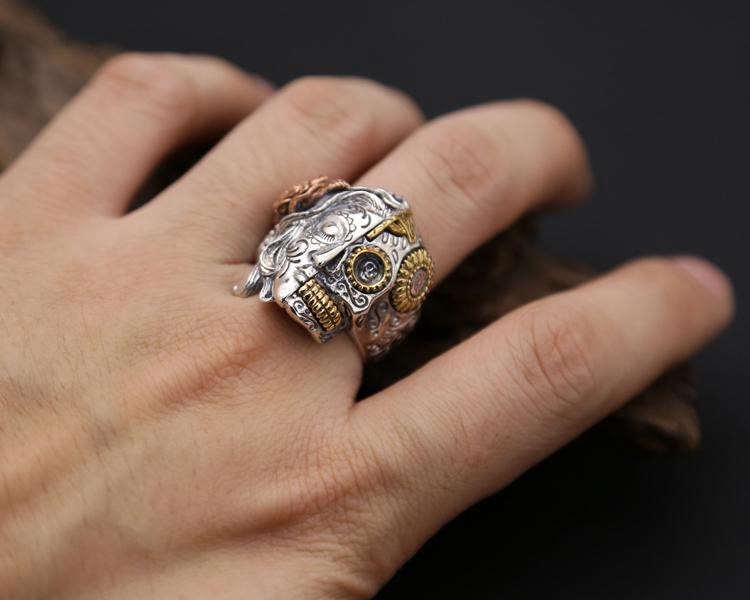 Image result for Skull Jewelry –Why and Who Wears It