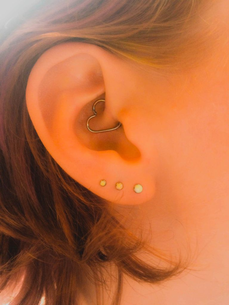 How A Piercing Helps Chronic Illness Symptoms Including Migraines