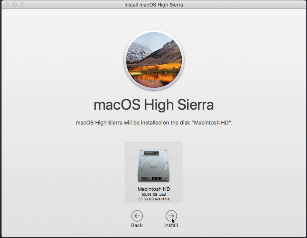 Install macOS High Sierra with VirtualBox on macOS - Vincent Sun