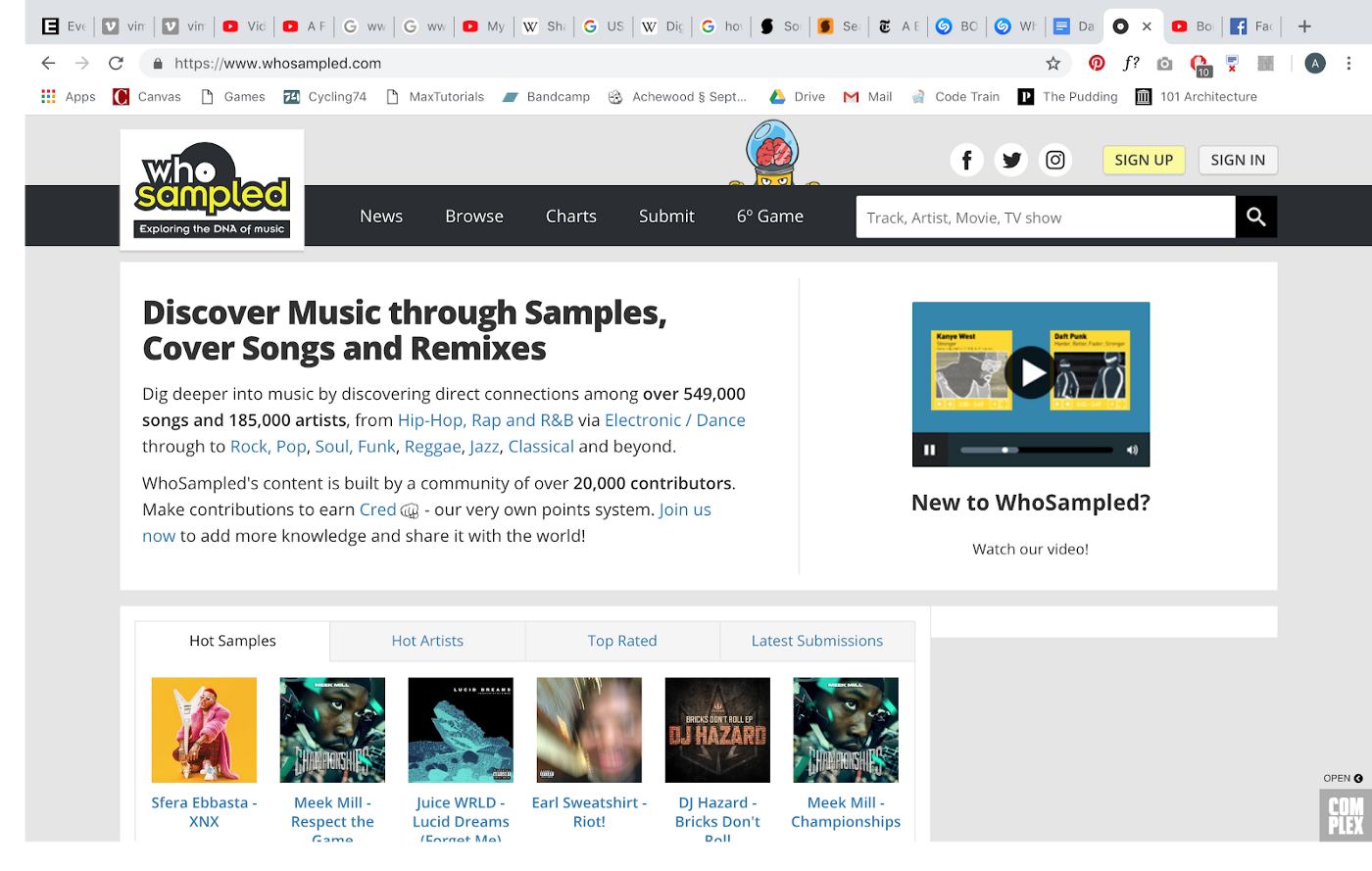 Shazamed: A Data Story Noire about Music Streaming - Anna