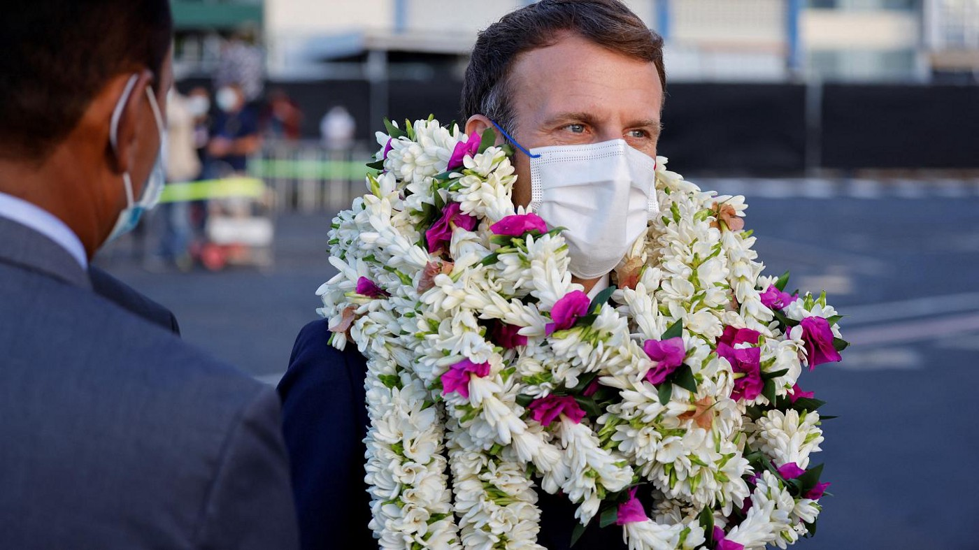 Macron's visit to Polynesia highlights French interests in Asia