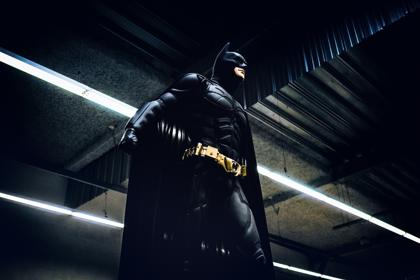 Batman from the older movies
