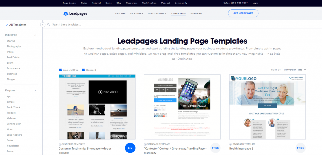 20 ways to create a landing page without knowing how to code: a