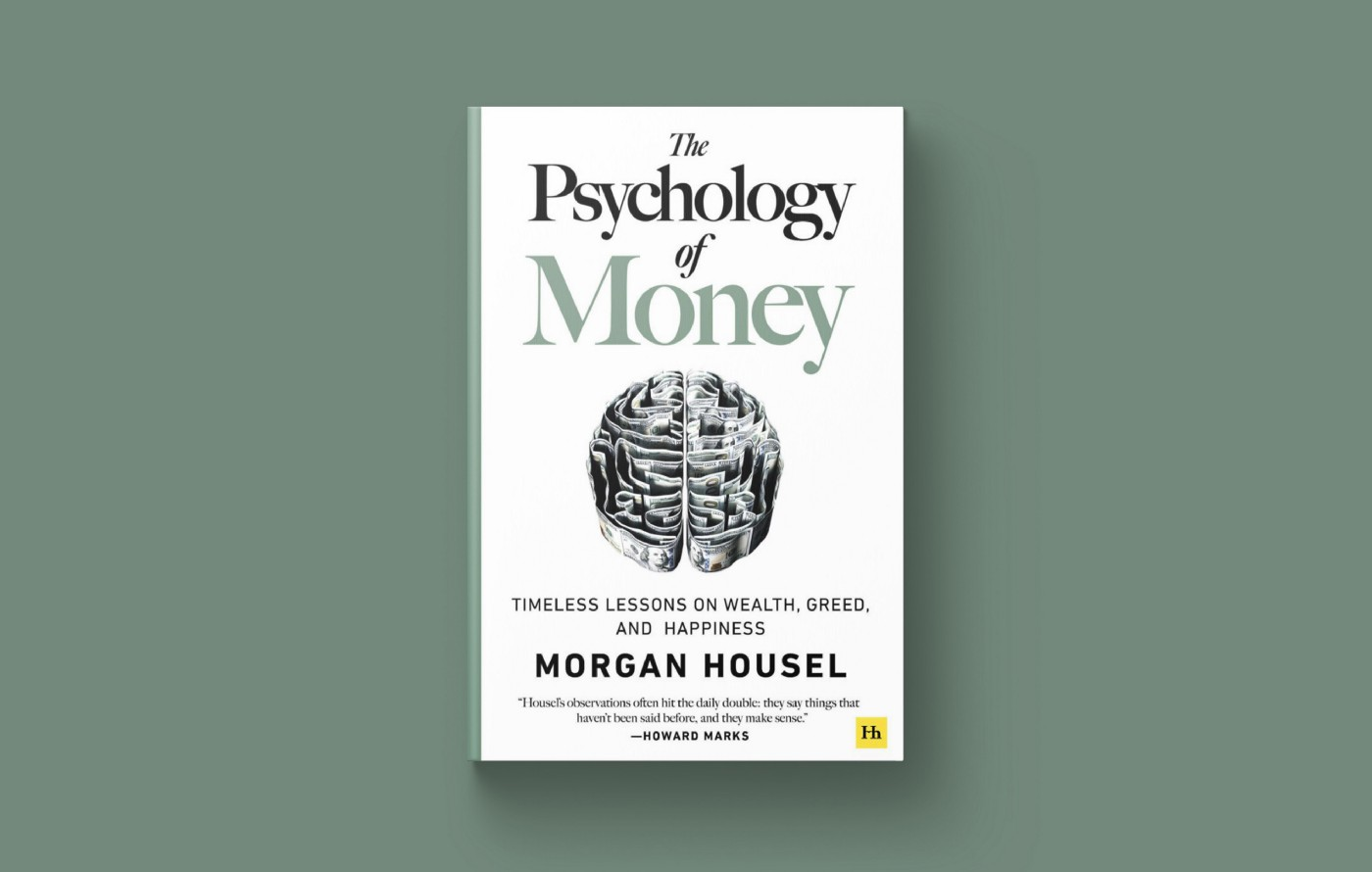 the psychology of money book by morgan housel