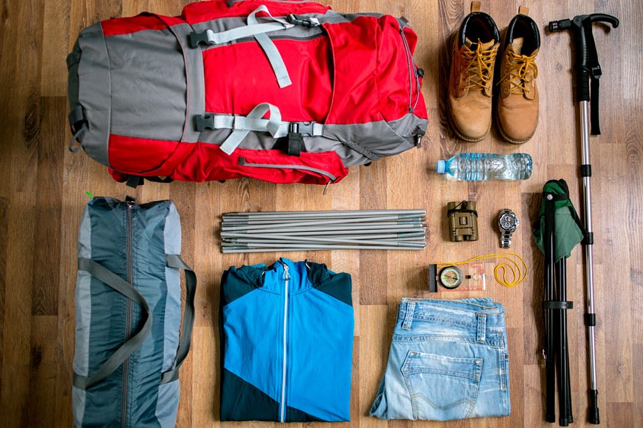 Packing List to Hike