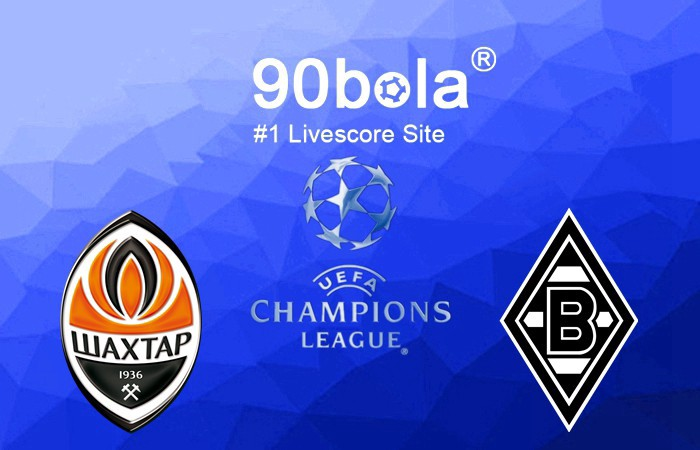 Watch Live Shakhtar Donetsk Vs Borussia Monchengladbach Uefa Champions League Live Full Match By Champions Nov 2020 Medium