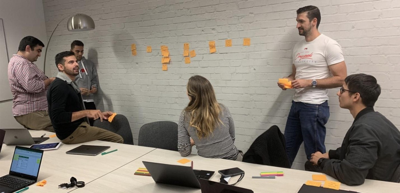 Exploration session to identify the most complex and 'painful' customer problems.