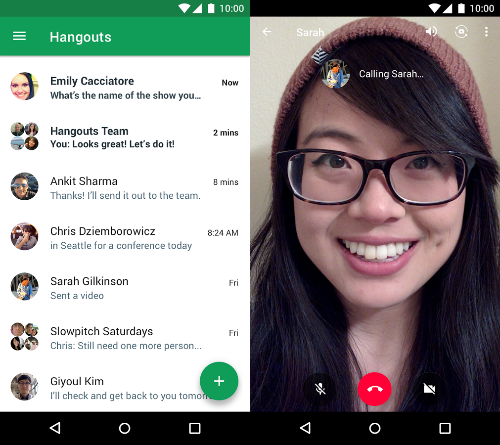 The 5 best video chat apps for out of the office employees