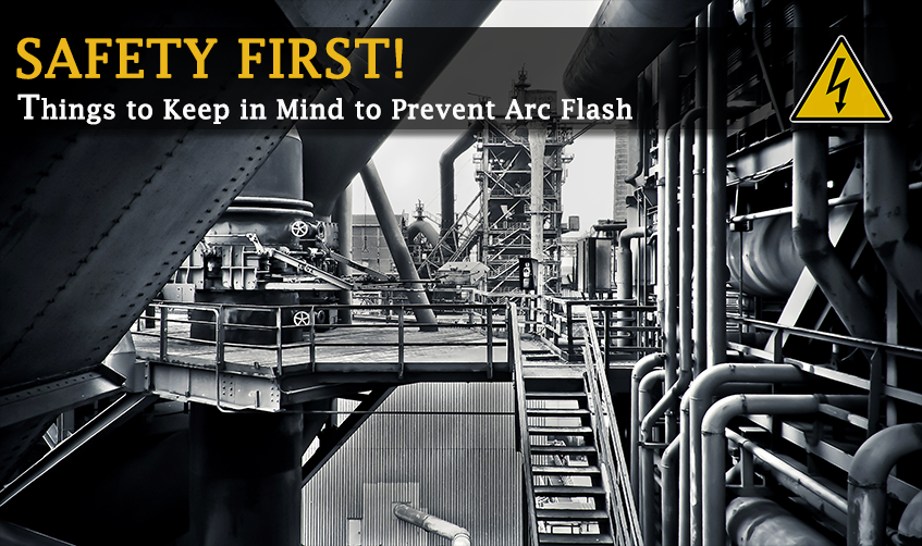 5 most important things to prevent arc flash