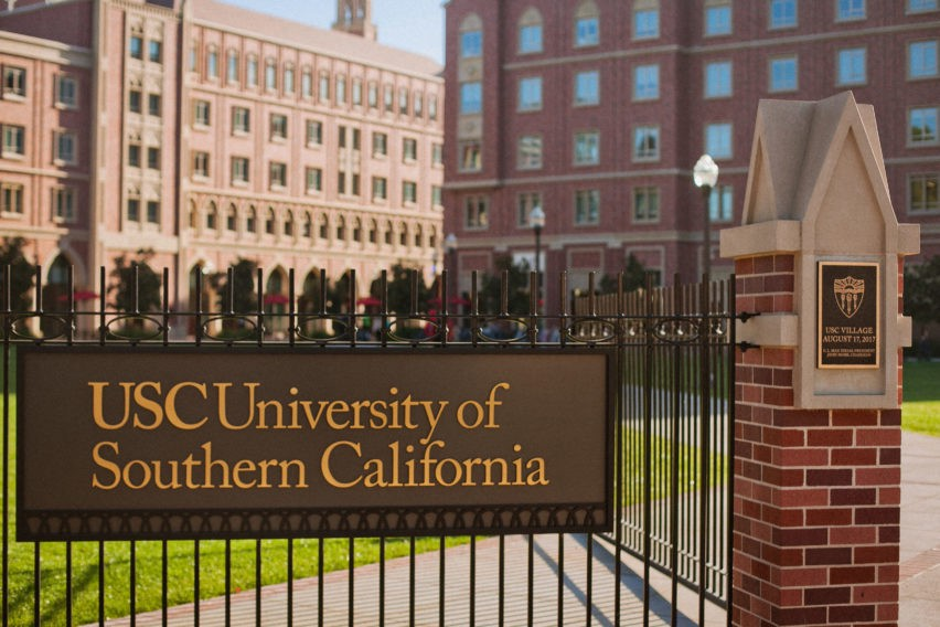 University of Southern California defund police