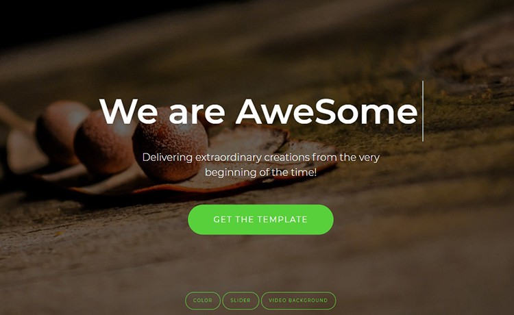 Cool Free Responsive HTML5 CSS3 Website Templates [2018 Edition]