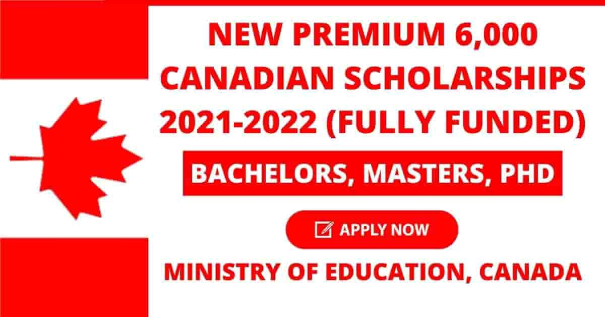 Canadian University Rankings and Scholarships 2021 | Fully Funded