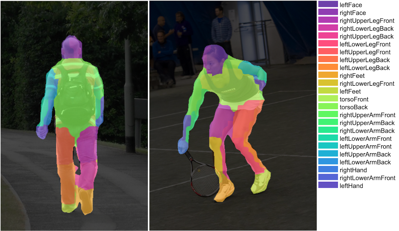 Introducing BodyPix: Real-time Person Segmentation in the Browser