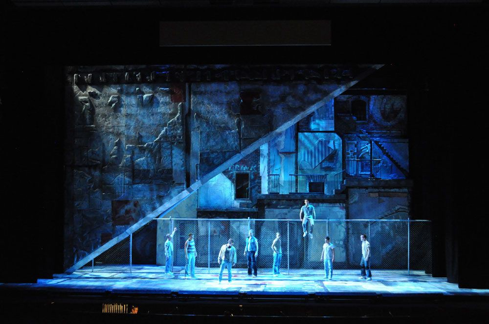 Image: Stage and Scenic Designer cameronanderson.net